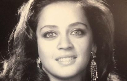 Nafisa Ali's throwback post after Miss India 1976 win is a must-see