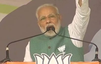 Anti-Citizenship Act protests: Those fanning the fire can be identified by their clothes, says Narendra Modi