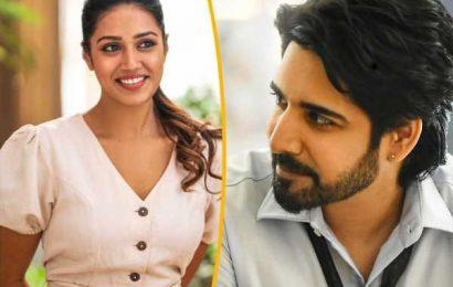 Nivetha Pethuraj is Sushanth Girlfriend?