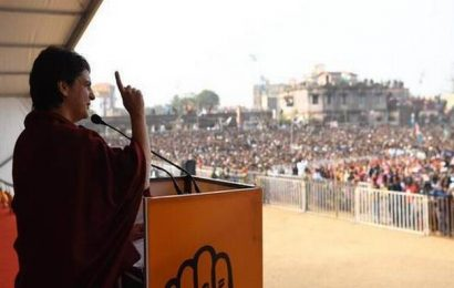 Priyanka at Jharkhand: Elect govt that listens to students