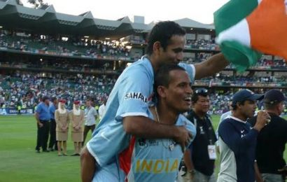 After IPL snub, Irfan Pathan shares words of wisdom for brother Yusuf