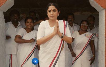 Queen trailer: Ramya Krishnan promises a strong performance as Jayalalithaa