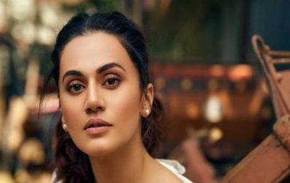 Taapsee Pannu to feature in Mithali Raj biopic