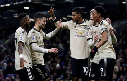 Premier League | Manchester United move up to fifth with 2-0 win at Burnley