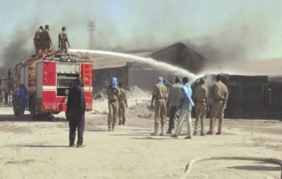 Mortal remains of 14 Indians killed in Sudan ceramic factory blast to be flown to India