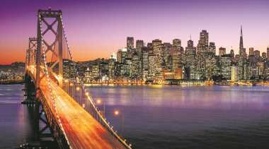 The tales that provide a theme for a dream in San Francisco