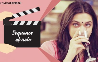 Sequence of note | Piku: The argument in the car