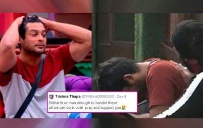 बिग बॉस 13: Asim Riaz की बेरुखी देख फूट-फूटकर रोए Sidharth Shukla, सोशल मीडिया पर ट्रेंड हुआ #StayStrongSidharthShukla