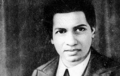 Royal Society marks centenary of Ramanujan's election as Fellow