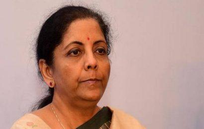 Nirmala Sitharaman rejects 'elitist' tag, cites Ujjwala, Jan Dhan
