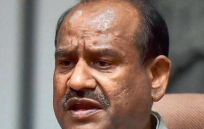 Lok Sabha Speaker pulls up 'inattentive' Minister