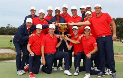 Presidents Cup | Woods-led USA pulls off incredible win