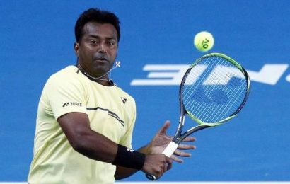 Leander Paes to retire in 2020