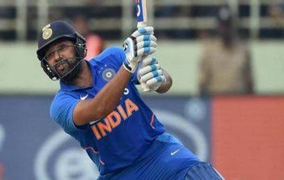 No harm in playing big shots: Rohit