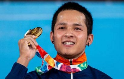 'I am fulfilling my father's dream,' says Youth Olympic Games champion Jeremy Lalrinnunga