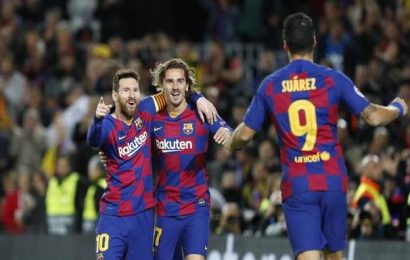 Barcelona, Real Madrid the best-paid teams in the world: survey