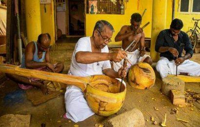Behind the sound of music that wafts through air in Thanjavur's Narasingapettai