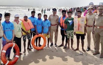 Drowning incidents: CSG steps up patrolling at four beaches