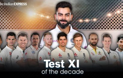 World Test XI of the decade
