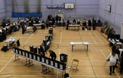 UK election results: Conservatives headed for a commanding majority