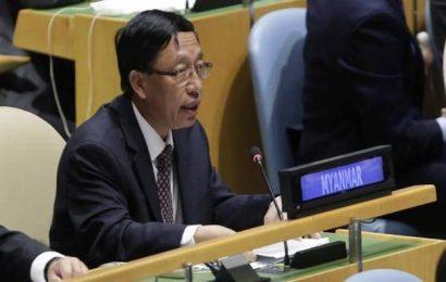 U.N. condemns human rights abuses against Myanmar's Rohingya