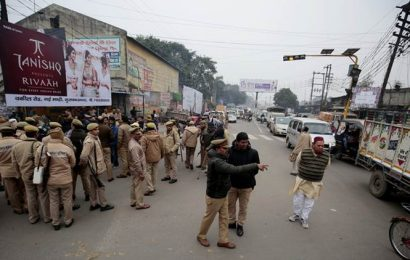 FIR against SHO, five other cops for Bijnor death during protests