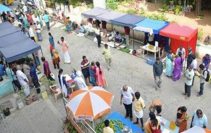 NAM Sandhai gaining popularity