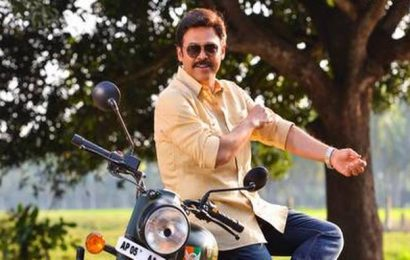 Venkatesh: 'Venky Mama' is a fun film that's also high on emotions