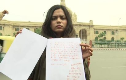 Dec 2012 gangrape convicts should be hanged by a woman: Shooter Vartika Singh