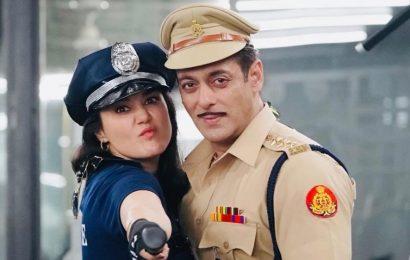 Dabangg 3: Preity Zinta gives Salman Khan's Say It Like Chulbul challenge a twist, Sonakshi Sinha showers love