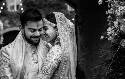'There is only love…':Virat Kohli has a special message for wife Anushka Sharma on anniversary