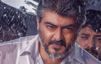 Ajith's Valimai starts rolling in Hyderabad with an action sequence
