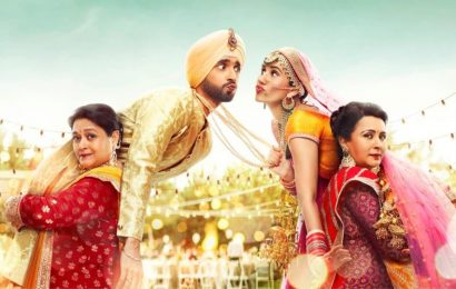 Jai Mummy Di poster: Sunny Singh, Sonnalli Seygall are caught up in a war of moms