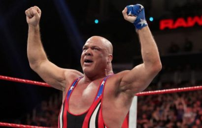 Kurt Angle names three WWE superstars who should receive a push