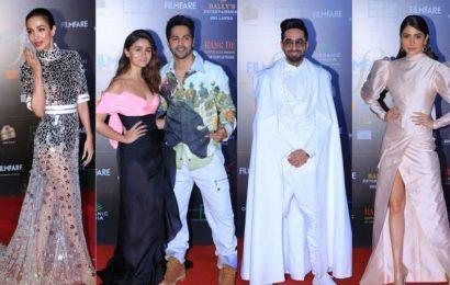 Filmfare Glamour and Style Awards 2019: Alia Bhatt, Anushka Sharma win the red carpet. Read complete winners list