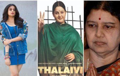 Priyamani may play Sasikala in J Jayalalithaa biopic Thalaivi