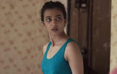 Radhika Apte on Anurag Kashyap giving her writer's credit for Lust Stories: 'It's a joke'