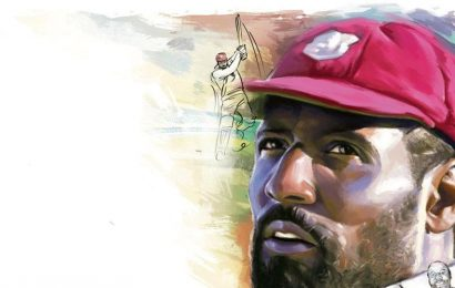 Viv Richards: Cricketer who knew no fear