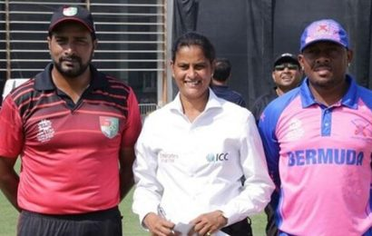 History in making! GS Lakshmi to become first woman referee to oversee men's ODI