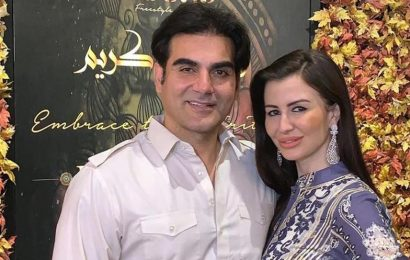 Arbaaz Khan on marriage rumours with Giorgia Andriani, says he doesn't know 'where it is going to go'