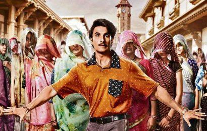 Exclusive: Ranveer Singh debuts first look at his Gujarati avatar for Jayeshbhai Jordaar. See here