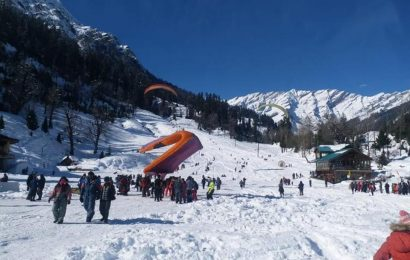 No white Christmas in Shimla this time, night temperature to dip further