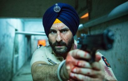 Sacred Games only Indian show on New York Times' list of 30 best international TV series of the decade