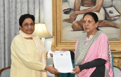 You are a woman, you should understand: Mayawati tells Governor Anandiben Patel after Unnao victim's death