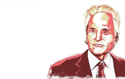 The Michael Douglas method: Keep it real, go wide, win awards