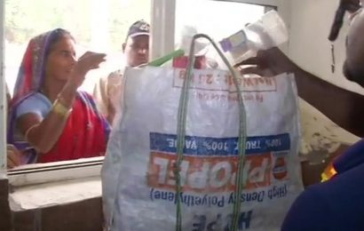 Eat meal, pay in plastic. Odisha's waste management scheme wins Internet