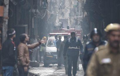 Arvind Kejriwal orders probe into Delhi fire that killed 43