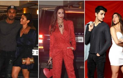 Inside Kareena Kapoor-Saif Ali Khan's Christmas bash: Ranbir Kapoor-Alia Bhatt, Malaika Arora-Arjun Kapoor party together