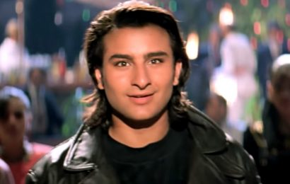 Saif Ali Khan on his early days in Bollywood: 'I didn't look like a hero. I looked a little girly with my long hair'
