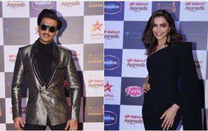 Deepika Padukone misses Ranveer Singh on red carpet, asks paparazzi 'Mere pati aake gaye?' Watch